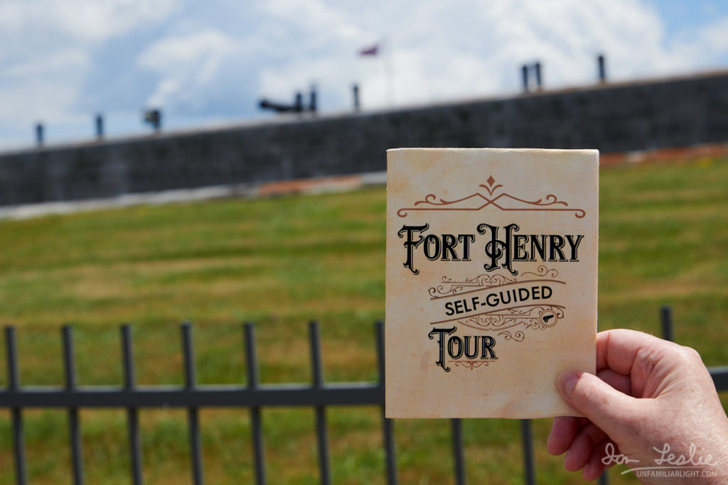 Self Guided Tour of Fort Henry